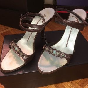 Giuseppe Zannotti sandal heels